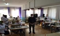 Şahin, Günde 1000 adet Maske Üretiyoruz