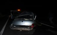 Urfa'da araç takla attı, 6 yaralı