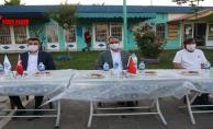 Başkan Kuş, Sınava Girecek Gençlerle Bir Araya Geldi