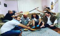 Ramazan Akyol Urfa sıra gecesi ekibi yeni klip çekti