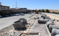 ŞUSKİ, Oto Galericiler Sitesindeki Altyapı Sorununu Çözüme Kavuşturuyor