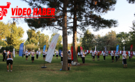 Büyükşehir, 7'den 70'e Herkesi Sabah Sporunda Buluşturdu