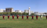 Karaköprü Belediyespor galibiyeti kaçırdı
