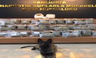 Polis  ekipleir aramada buldu: Tam 26 kilo 400 gram!