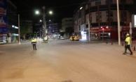 Urfa'da sokağa çıkma yasağı başladı
