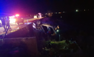 Urfa'da feci kaza: 4 kişi hayatını kaybetti!