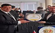 Başkan Aslan, İstanbul'da açılışa katıldı