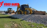 Haliliye belediyesi, kırsal mahallelerde yolları bir bir tamamlıyor