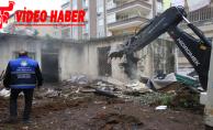 Haliliye belediyesi, metruk yapılara geçit vermiyor
