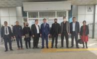Başkan Aslan, Tıp Bayramında sağlık çalışanlarını ziyaret etti