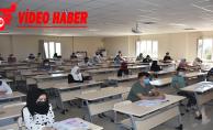 Harran Üniversitesinde Uluslararası Öğrenci Sınavının İkincisi Yapıldı