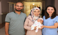 """Mucize Bebek"""" Şanlıurfa Eğitim Ve Araştırma Hastanesinde Hayata Tutundu"""