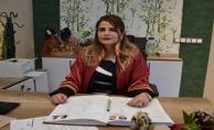 Urfa'da Bayan Nikah Memuru