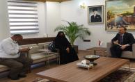 Vali Erin, İdlib Şehidinin Ailesini Ağırladı