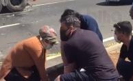 Şanlıurfa'da kamyon otomobil ile çarpıştı, 1 ölü