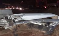 Şanlıurfa'da zincirleme kaza, 1 ölü, 3 yaralı