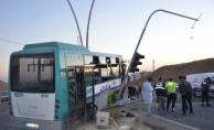 """Şanlıurfa""""da trafik kazası"""