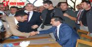AK Parti Şanlıurfalılarla Bayramlaştı