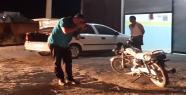 Akçakale'de Suriyeliler gasp yaptı
