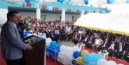 Bakan Çelik,  Haliliye Belediyesinin Açılışına Katıldı