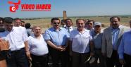 Bakanlar  Dünya'nın İlk  Üniversitesi Harran'dalar