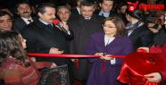 Bakanlar Kadın Kültür Merkezin Açılışına Katıldı
