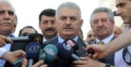 Başbakan: Diyarbakır'da 2'si polis 8 kişi şehit oldu!