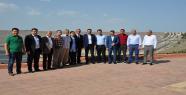 Başbakan'ın Kardeşi Urfa'da İncelemelerde Bulundu