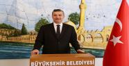Başkan Güvenç'ten Ramazan Bayramı Mesajı