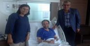 Baydemir Hastaneye Kaldırıldı