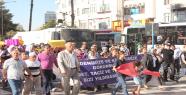 BDP Ceylanpınar'daki tecavüz olayını protesto etti