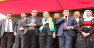 BDP geniş katılımla adaylarını tanıttı.