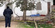 Belediye bahçesinde ceset bulundu