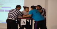 Bilek Güreşi Şampiyonasında Harran Farkı