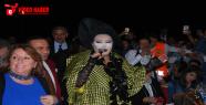 Bülent Ersoy Urfa'da sahne aldı