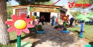 Büyükşehir Çocuk Kütüphanesi Hizmete Açıldı