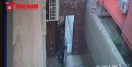 Cami hırsızları güvenlik kamerasına takıldı