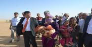CHP heyeti sınır bölgesinde