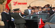 Cumhurbaşkanı Gül Harran Üniversitesinde