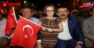 Ekinci Viranşehir'de Demokrasi Nöbetinde
