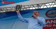 Erdoğan, Urfa'ya hızlı tren geliyor