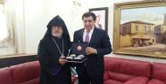 Ermeni Patriği Türkiye'yi övdü