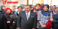 Eroğlu; Urfa'ya Büyük Projelerimiz Var