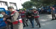 Esrar ve Ham petrol kaçakçılığı, 8 gözaltı, 2 tutuklama