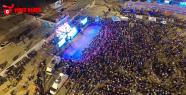Eyyübiye Belediyesi Demokrasi Nöbetini Sürdürüyor