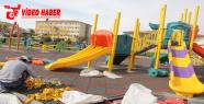 Eyyübiye Belediyesinden İlçeye Yeni Parklar