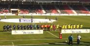 Gaziantep belediye 0-1  Sanlıurfaspor