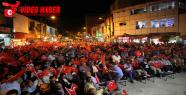 Haliliye'den Viranşehir'e Demokrasi Nöbeti