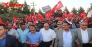 Harran'da Anlamlı Yürüyüş