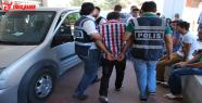 Hırsızlar Suç Üstü Yakalandı